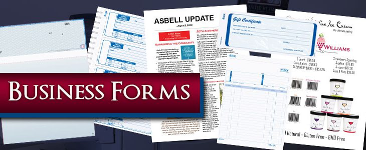 Business-Forms